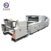 PA and PE Coextrusion Commercial Embossing Machine for Vacuum Packing Manufactures