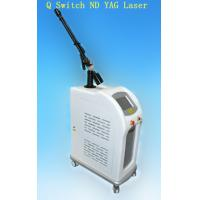 Medical Q Switch ND YAG Laser Tattoo Removal Machine Manufactures