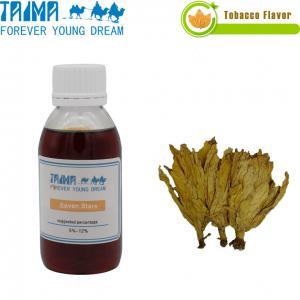 Seven Stars Flavor USP Grade Concentrate Essence Flavor Tobacco Manufactures