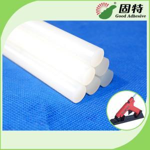 Cheap EVA Light White Semi-Transparent Carton Sealing High-Grade Hot Melt Glue Stick Low Temperature Resistant for sale