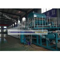 Big Capacity Egg Carton Making Machine For Chicken Farm 380V / 50HZ Manufactures