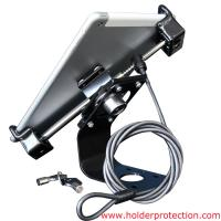 COMER Universal Tablet display Stand With high security Lock Manufactures