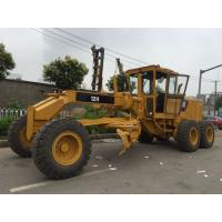 Used cat 12H grader for sale, used grader caterpillar 12h Manufactures