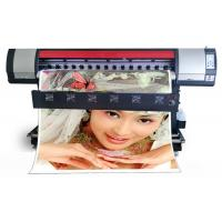 One Dx5 Head Large Format Sticker Printing Plotter , Multi-Function Eco Solvent Plotter Manufactures
