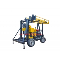 50HP 600m Diamond Core Water Drilling Rig CE Passed Manufactures
