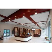 Roofing Decoration Custom Ceilings Hall False Ceiling Designs  0.6~3.0mm Thick Manufactures