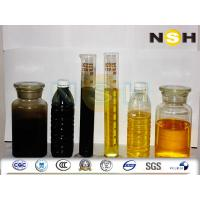 China CE ISO Engine Oil Distillation Machine To Yellow Base Oil With 85% Output on sale