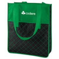 Nonwoven Quilted Shopper Tote Manufactures