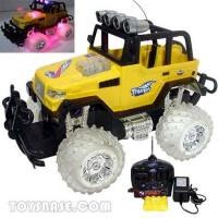 Car Model - 1: 18 R/C Car with 6 Channel, Lights and Music (RCC67262) Manufactures