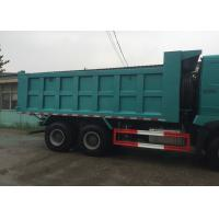 30-40 Tons RHD 10 Wheels Tipper Dump Truck SINOTRUK HOWO A7 For Construction Manufactures
