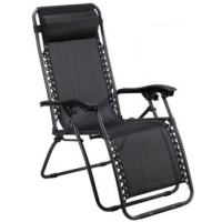 Steel CE Approval H110cm W65cm Folding Sun Chair Outdoor Furnitures Manufactures
