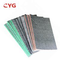 Adhesive Backed Hvac Duct Insulation Foam Aluminum Foil Xlpe Sheet Materials Manufactures