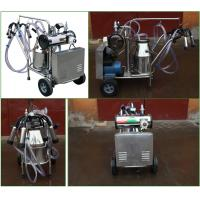 stainless steel type milking machine equipment for cow and cattle Manufactures