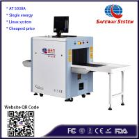 AT5030A Single Energy Linux System X-Ray Scanner for Baggage and Parcel Inspection
