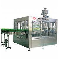 Factory Price Carbonated Water Bottling Machine For Glass Bottle Manufactures