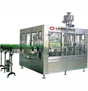 Pet Bottle Carbonated Beverage 3 in 1 Bottling Machines Manufactures