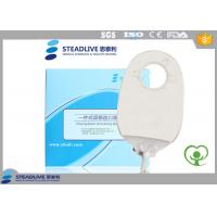500Ml Volume One Piece Urostomy Night Drainage Bag For Hospital Stoma Manufactures