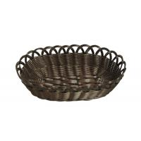 China Hand Weaving Hollow Lines Healthy Gift Baskets For Bakery And Household on sale
