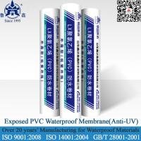 China Customized UV Resistant High Quality PVC Waterproof Membrane Sheet Manufacturer on sale