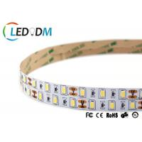 China 72W SMD 5630 LED Strip Light , White / Black PCB Color Flexible LED Tape on sale