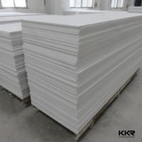 High quality wholesale E018mm standard plywood packing kkr 12mm solid surface sheet acrylic solid surface Manufactures