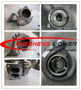 GT45 Compressor Housing For  Turbocharger Parts , Turbine And Compressor Housing Manufactures