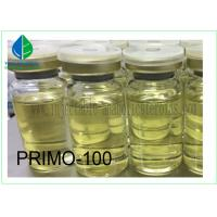 Primobolan Injectable Anabolic Steroids Methenolone Enanthate 100mg/ml Manufactures