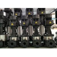 """Domestic Vertical Multistage Inline Pump ,  4"""" 6"""" 10 Hp Multiple Stage Centrifugal Pump Manufactures"""