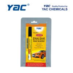 China Aerosol Spray Car Wac Clear Coat Sceatch Repair Filler & Sealer Pen  on sale