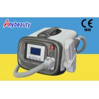 Anybeauty Portable Medical Q Switch Laser Tattoo Removal Machine And Freckle Removal Machine Manufactures
