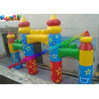 China Safe Inflatable Entrance Arch Door / Inflatable Archway For Advertising on sale