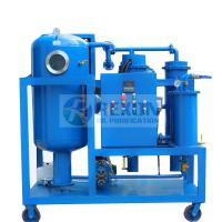 China High Viscosity Lube Oil Purifier Oil Cleaning Machine Fast Dewater 6000LPH TYA-100 on sale