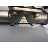 Stainless Steel Two Way Food Processing Diaphragm Valve (ACE-GMF-R1) Manufactures
