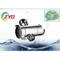 3-Way Diverter For Bathroom Handheld Shower Head Shower Arm Bath Chrome Plated Manufactures