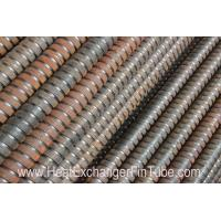 A179 seamless carbon steel corrugated slot heat exchangers tube Manufactures