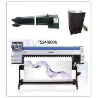 Dual Epson DX7 1440dpi Textile Flag Printing Machine For Tablecloth Making