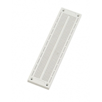 Buy cheap 2.54mm Pitch 830 Points Electronics Breadboard With Wire Kit from wholesalers