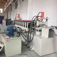 Cheap Hot Dipped Galvanized Steel C Channel Trunking Cover Machine for Cable Tray for sale