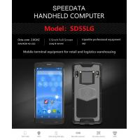 Rugged PDA Handheld RFID Reader Barcode Scanner Android For Inventory Management Manufactures