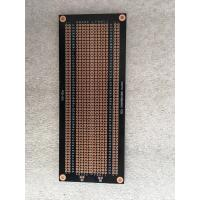 China OPS Black PCB Breadboard Prototyping Board Stable Electric Insulation Performance on sale