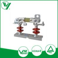 GW9 Series Medium Voltage Electric Isolator Switch Outdoor Disconnectors With Simple Structure Manufactures