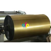 Wider Materials Application Foil Colors For Commercial Printings Manufactures