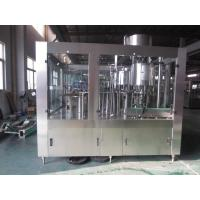 Mineral Water Filling Machine , 2000BPH - 4000BPH Soft Drink Filling Machine