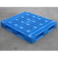 Chinese best plastic tray with bottom decussation use in storage,warehouse,transportation