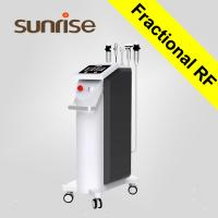 China RF with fractional microneedle, microneedle fractional rf scar removal on sale