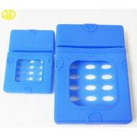 Blue 2 In One Custom Silicone Case For 2.5 inch and 3.5 Inch Hard Disk