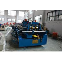 Cheap Metal Chanel Roll Forming Machine Chain Driven PLC Control 22KW With Reducer for sale