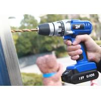 18V 1.5Ah Li-ion Wireless Power Tool Cordless Electric Drill with Rechargeable Battery / LED Light Manufactures