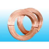 Copper Coated Bundy Tube 8mm X 0.65 mm For Cooling System Manufactures