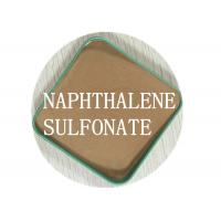 Cheap Naphthalene Sulphonate Formaldehyde , Superplasticizer Admixture For Concrete Highly Effective for sale